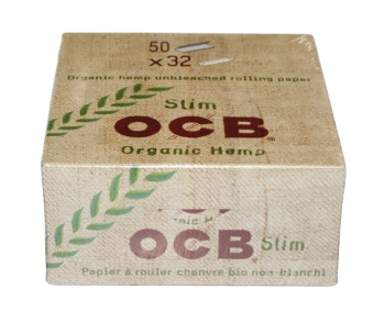 OCB Organic Slim Big Pack