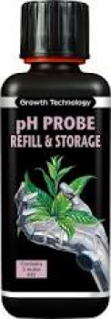 Growth Technology pH Probe Refill and Storage Solution 300ml